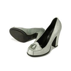 Rochas moccasin heels 2