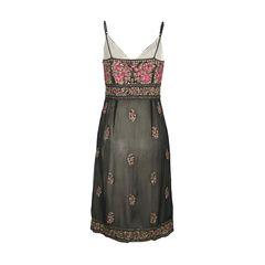 Plenty embroidered floral dress 2