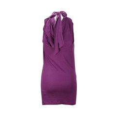 Alldressedup halter draped top 2
