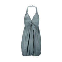 Bubble Halter Dress