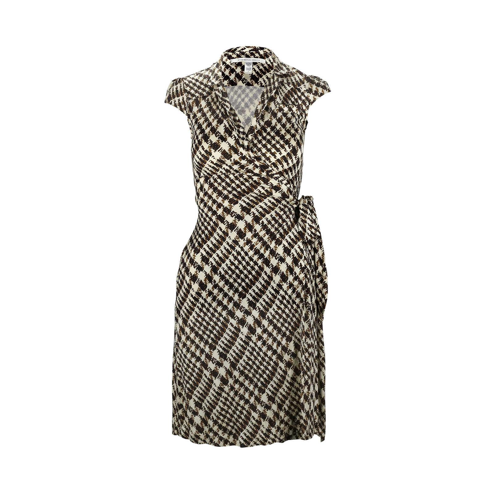 Second Hand Diane Von Furstenberg Griffith Wrap Dress | THE FIFTH ...