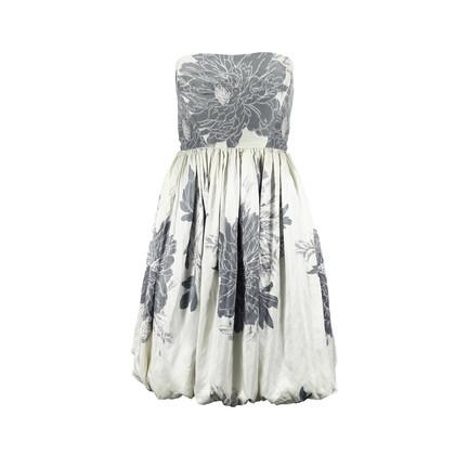 Authentic Second Hand Jill Stuart Floral Printed Bubble Dress (PSS-147-00005)