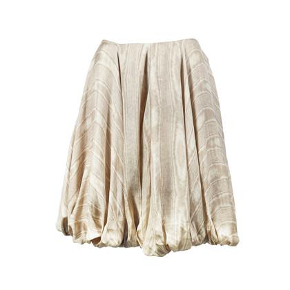 Authentic Second Hand Zac Posen Bubble Hem Skirt (PSS-147-00006)