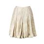 Authentic Second Hand Zac Posen Bubble Hem Skirt (PSS-147-00006) - Thumbnail 1