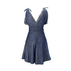 Derek lam denim dress 2