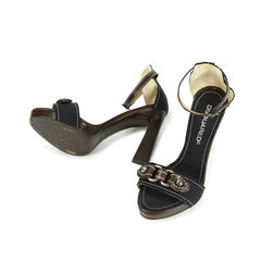 Dsquared2 buckle detail sandals 2