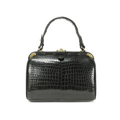 Lederer crocodile handbag 2