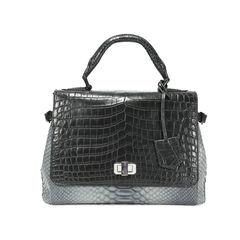 WL Crocodile and Python Bag