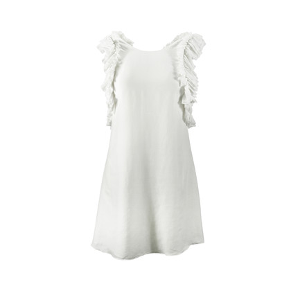 Authentic Second Hand Thomas Wylde Ruffled Top (PSS-147-00015)
