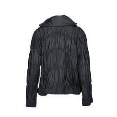 Issey miyake pleated ruched jacket 2