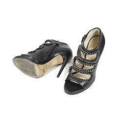 Versus chain link heels 2
