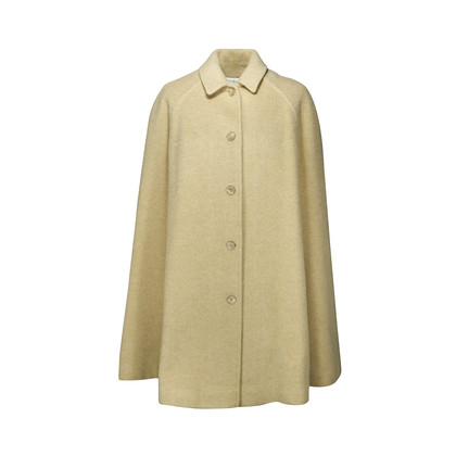 Authentic Second Hand Yves Saint Laurent Cape Coat (PSS-147-00002)
