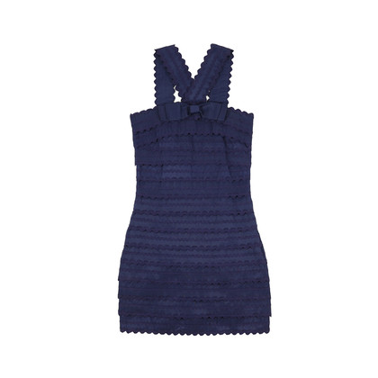 Authentic Second Hand Marc by Marc Jacobs Wave Trim Dress (PSS-141-00008)