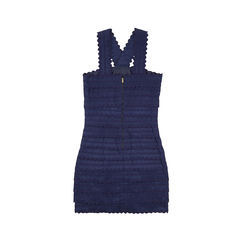 Marc by marc jacobs deep blue dress 2