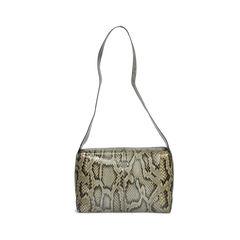 Tod s python stuctured bag 2