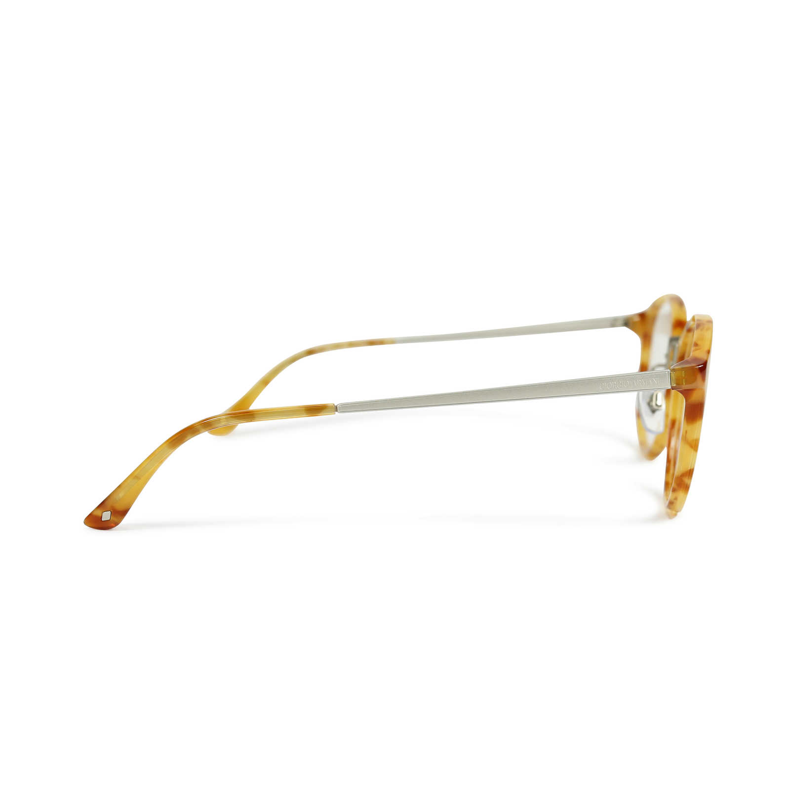 bdce7900015 ... Authentic Second Hand Giorgio Armani Honey Havana Glasses  (PSS-155-00001) -
