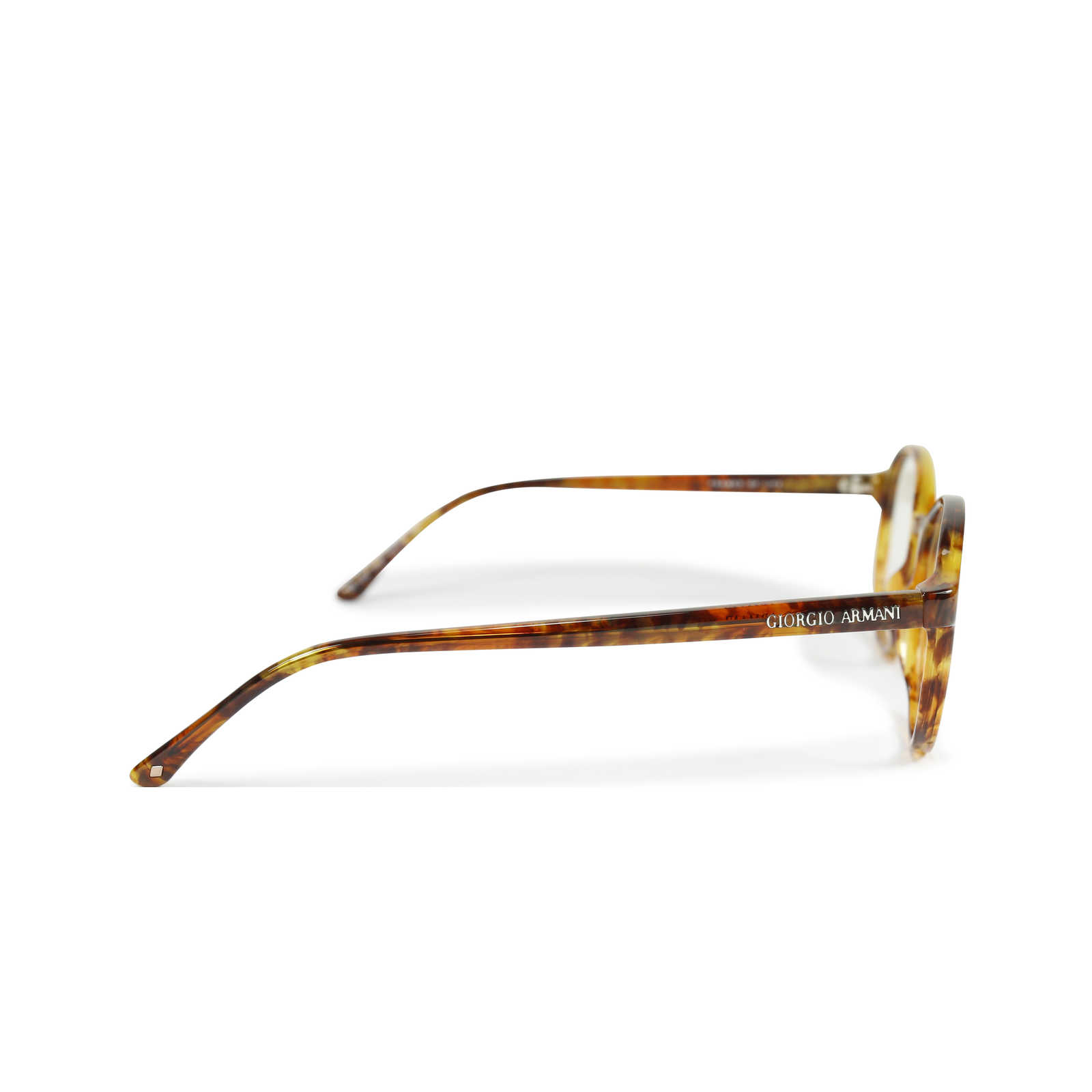 53a8595a24d ... Authentic Second Hand Giorgio Armani Yellow Havana Glasses AR7004  (PSS-155-00003)