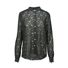 Sheer Lace Shirt