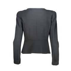 Agnes b boxy jacket with shoulder pads 1