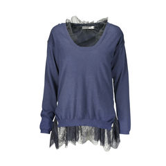 Lace and Tulle Knitwear