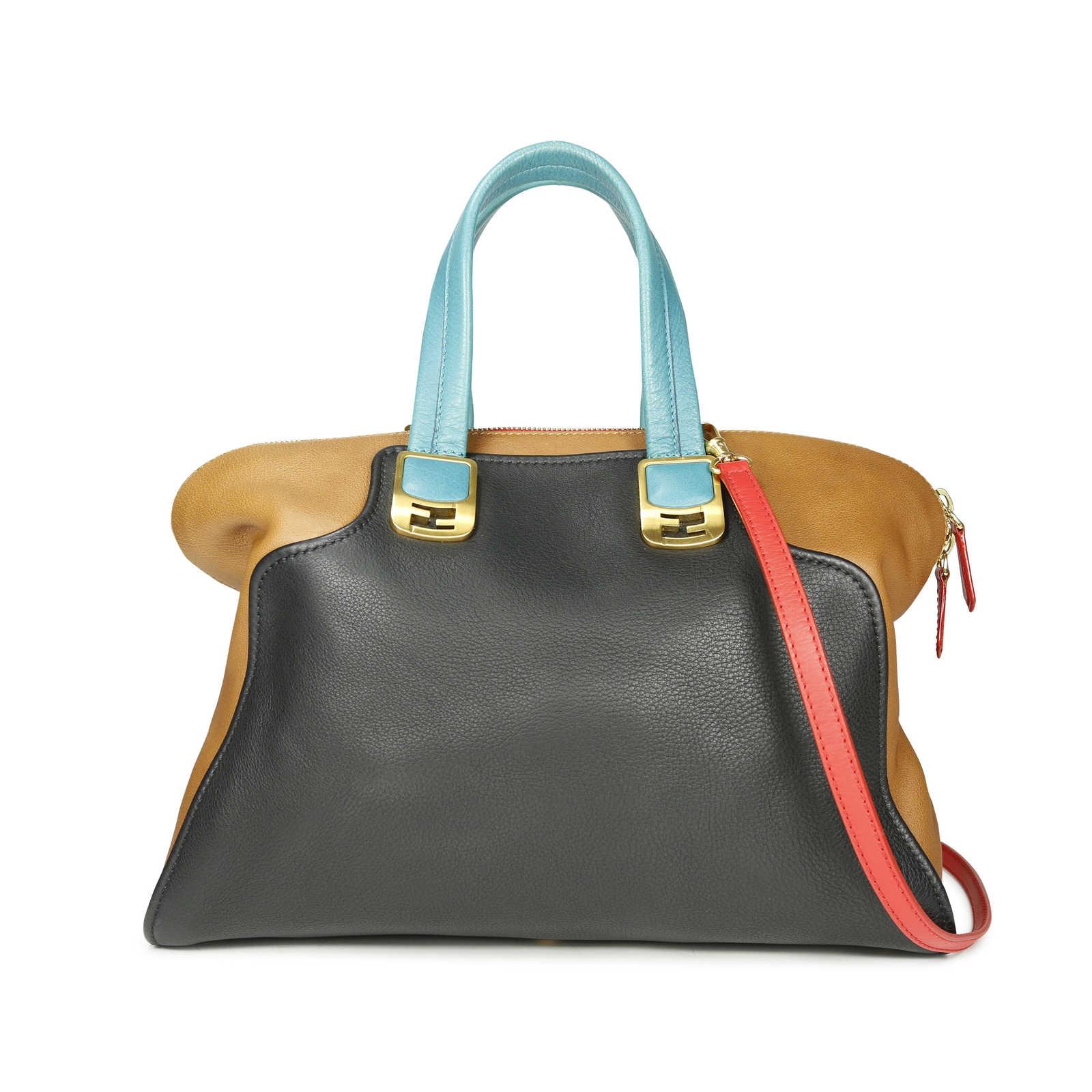 Authentic Pre Owned Fendi Large Chameleon Bag Pss 145 00067 Thumbnail