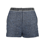 Authentic Second Hand Sandro Tweed Shorts (PSS-054-00083) - Thumbnail 0