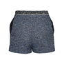 Authentic Second Hand Sandro Tweed Shorts (PSS-054-00083) - Thumbnail 1