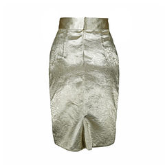 Thomas wee broacde pencil skirt 1