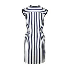 Tanya taylor striped dress 2