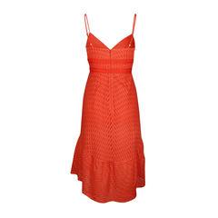 Trina turk crochet dress 2
