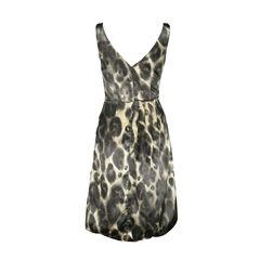 Prada abstract print dress 2