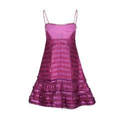 Marc by marc jacobs checkered silk dress 2