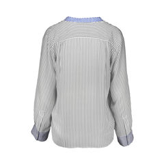 Stella mccartney pinstripe blouse 2