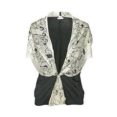 Hermes scarf vest 1