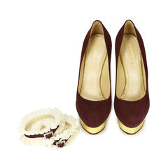 Charlotte olympia dolly tulle pumps pss 159 00001 2