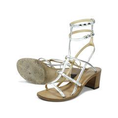 Isabel marant caged sandals 2