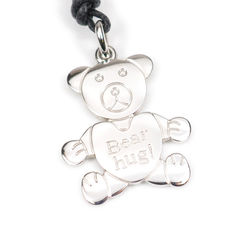Pomellato bear hug necklace 2