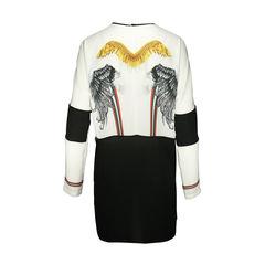 Clover canyon wing motif tunic top 2