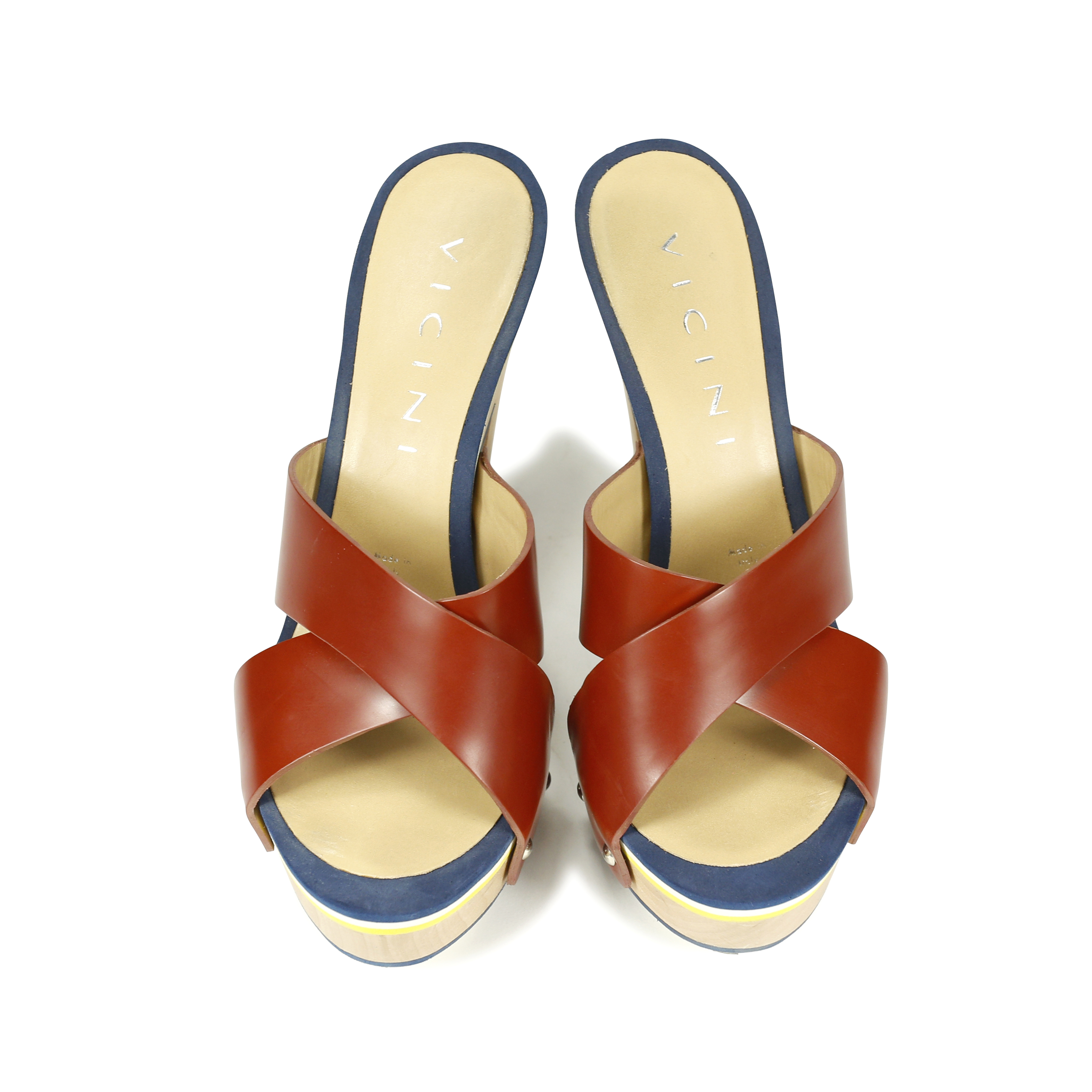 488b53dfcb1a2 Authentic Second Hand Vicini Open Toe Mules (PSS-045-00067) - THE FIFTH  COLLECTION