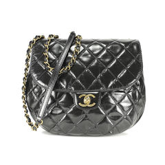 Calfskin Messenger Bag