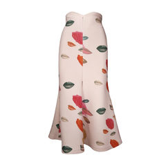 She Has Funny Cars Midi Skirt