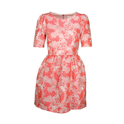 Authentic Second Hand Wayne Cooper Floral Dress (PSS-157-00018)