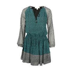 Floral Georgette Dress