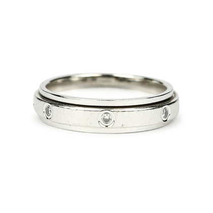Authentic Second Hand Piaget Possession Ring 750 White Gold (PSS-161-00001)