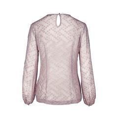 Trina turk polka dot blouse 2