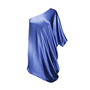 Authentic Second Hand Halston Heritage Toga Dress (PSS-158-00011) - Thumbnail 0