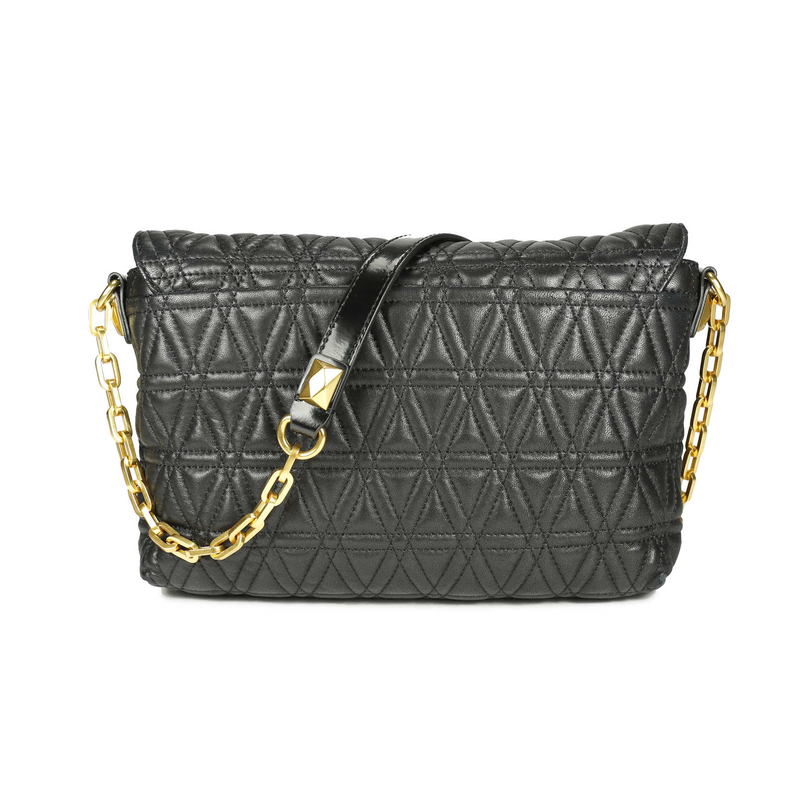 c75c344488e9e Authentic Pre Owned Marc By Jacobs Party Foret Quilted Handbag