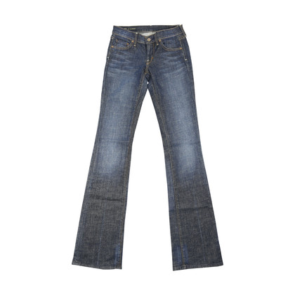 Authentic Second Hand Citizens of Humanity Low Waist Boot Cut Jeans (PSS-158-00041)