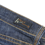 Authentic Second Hand Citizens of Humanity Low Waist Boot Cut Jeans (PSS-158-00041) - Thumbnail 4