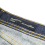 Authentic Second Hand Citizens of Humanity Low Waist Flare Jeans (PSS-158-00043) - Thumbnail 3